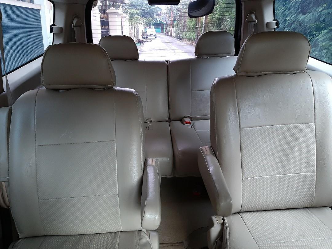 Nissan Serena 2009 pajak panjang orisinil matic