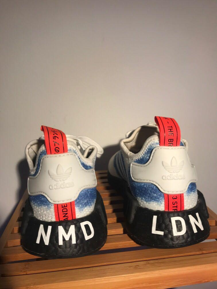 TRADE OR SELL) NMD R1 London Exclusive
