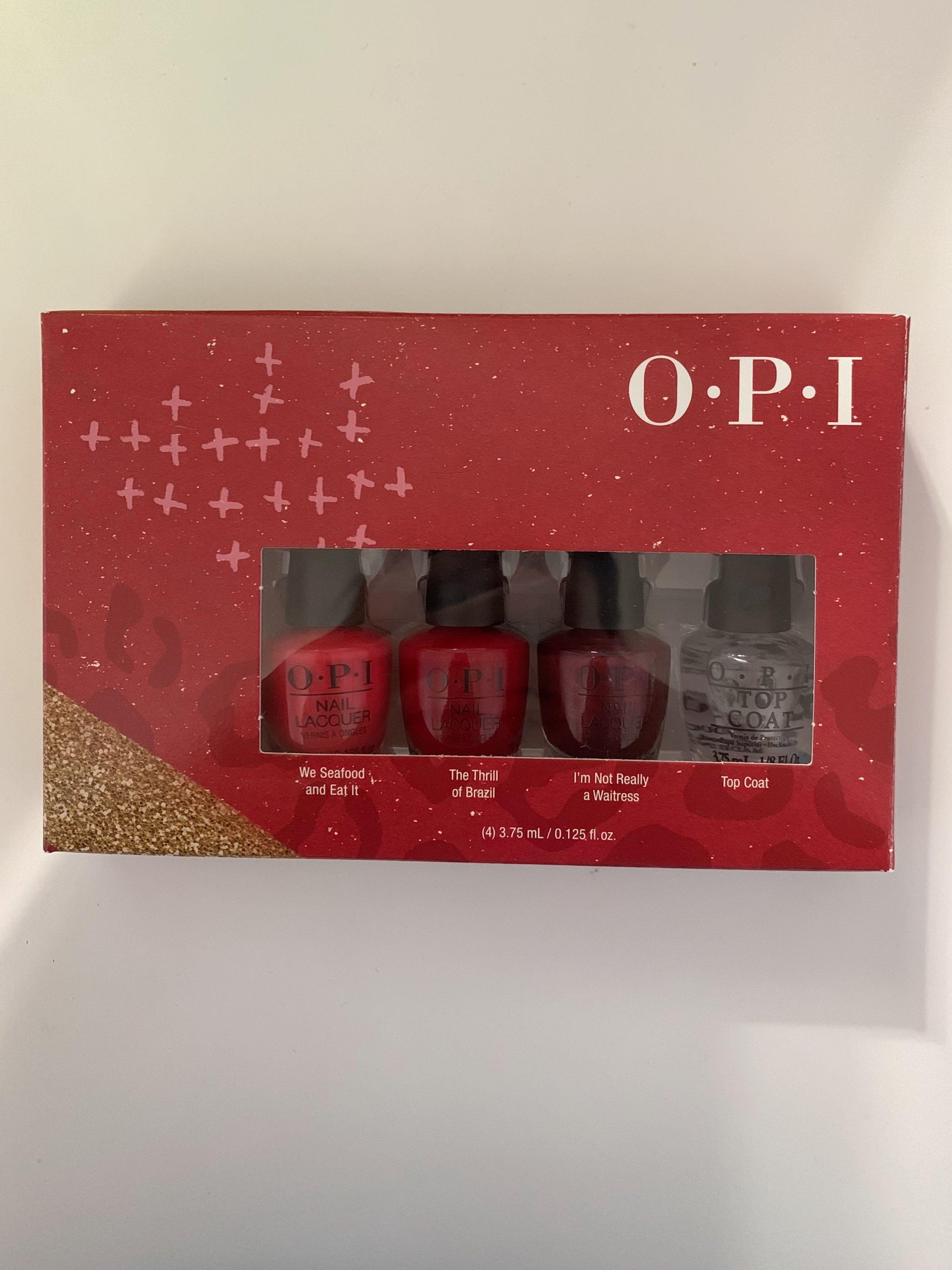 OPI Mini Nail Polish Set