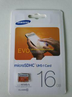 Samsung 16GB Memory Card