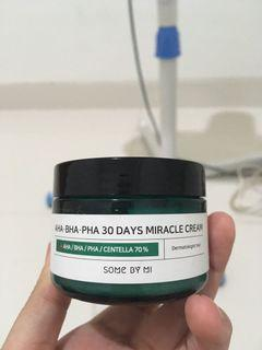 Some by Mi 30 Days Miracle Cream