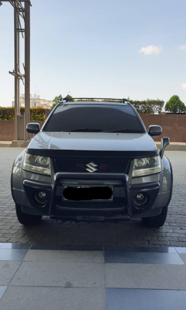 Suzuki Grand Vitara A/T 2008