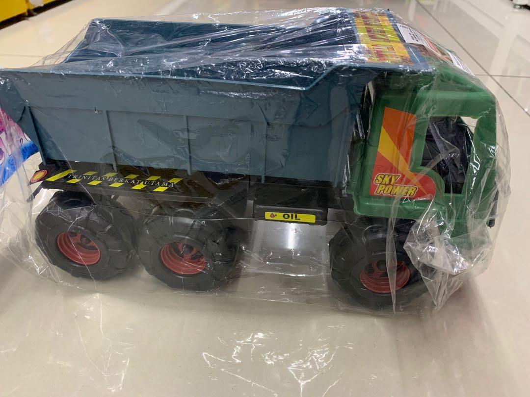 Truk Mainan Mobil Mobilan Anak Laki Laki Cowo Cowok Toys Collectibles Lainnya Di Carousell