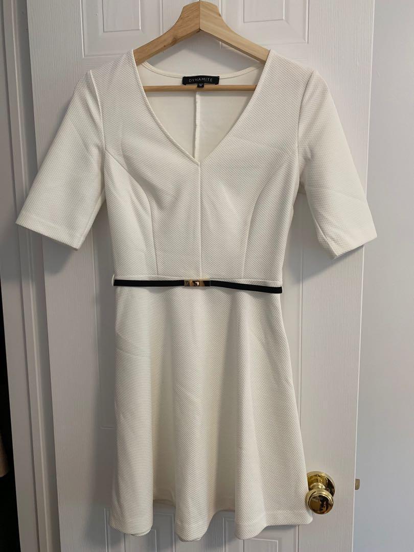 White dress (xs)