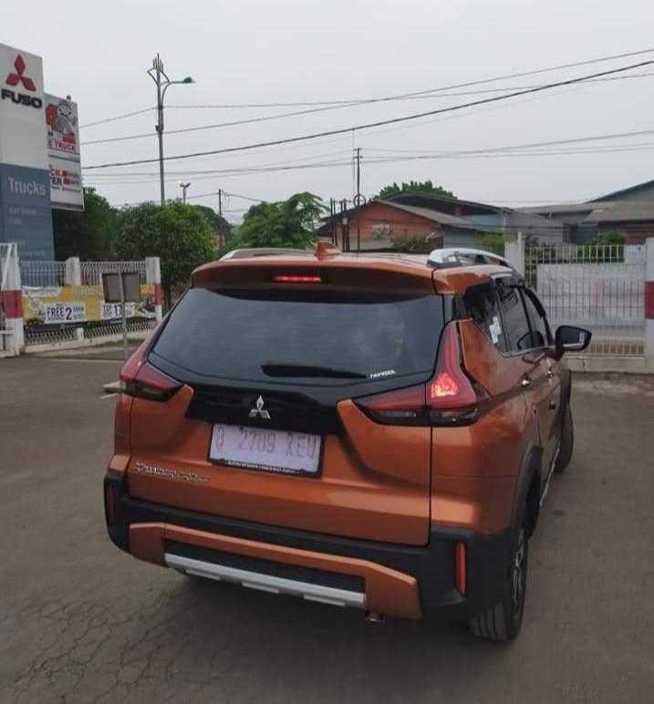 Xpander Cross AT Stok 2019 Cuma Tinggal 1 Unit Diskon Besar