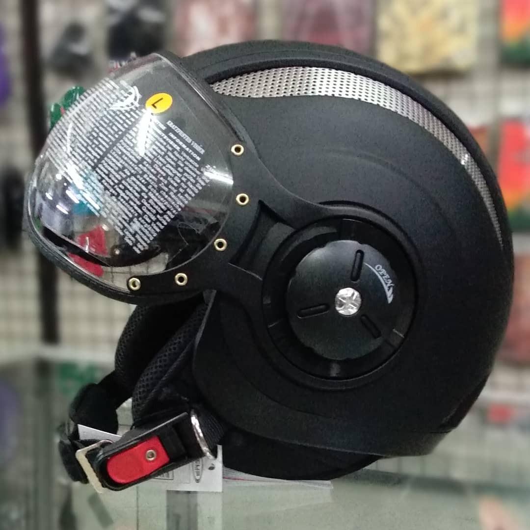 ZEUS 218 Black Doft