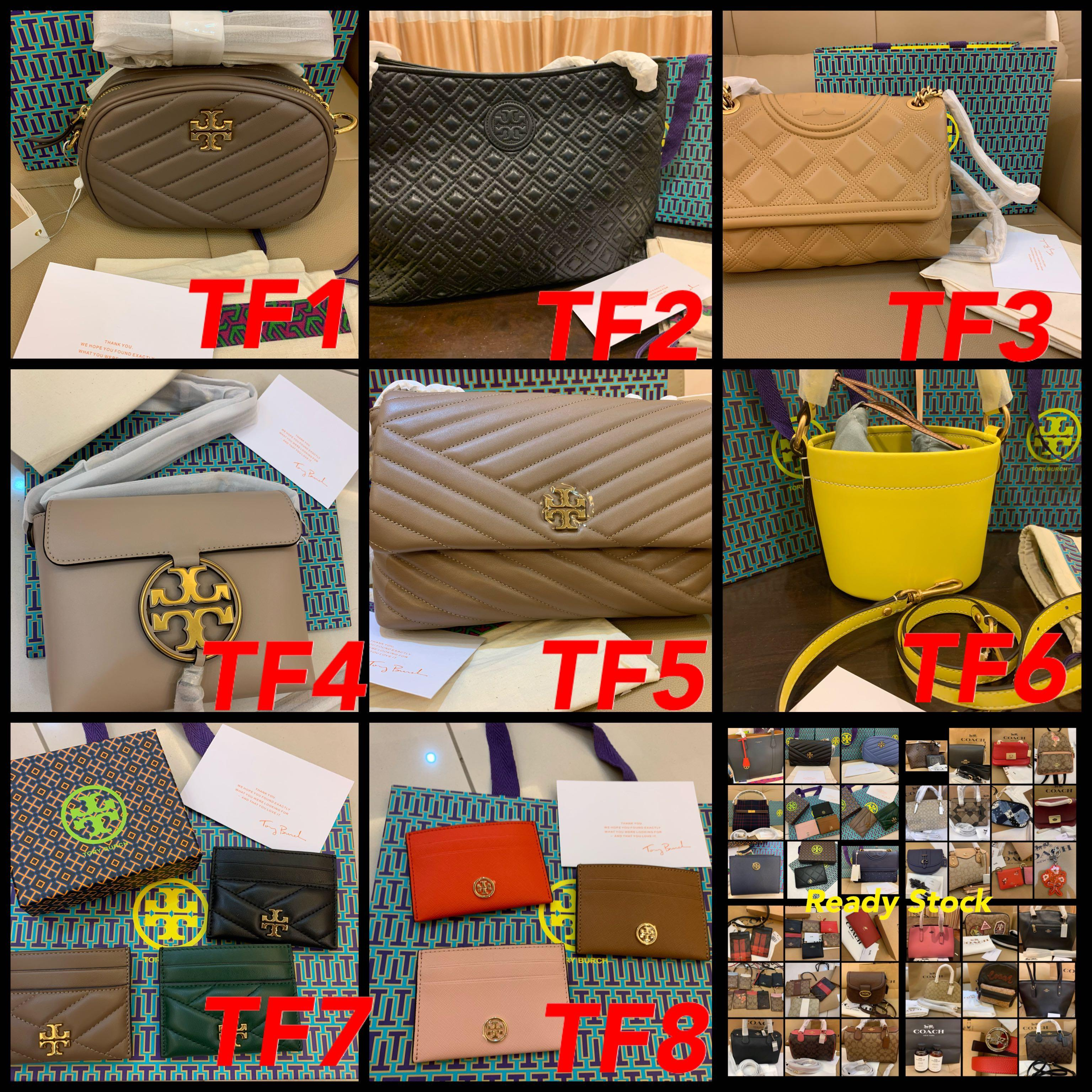 (12/07/20)Ready Stock Authentic Tory Burch and Marc Jacobs permanent listing 251212018999