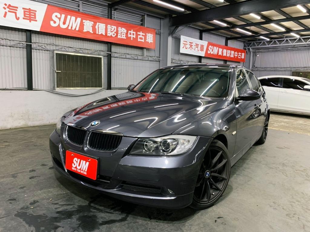 2008 BMW 3 Series Sedan 320i