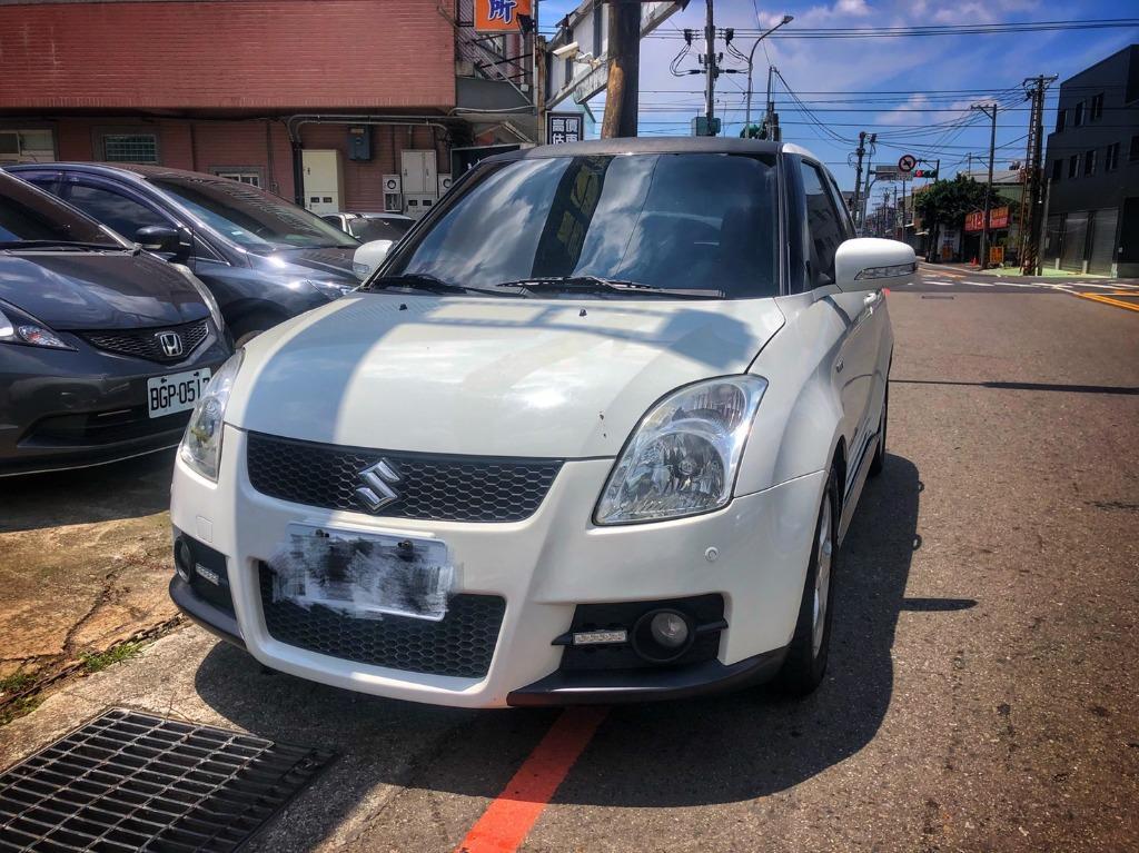 2008 Suzuki Swift 1.5 白