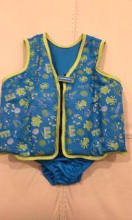 小童浮水衣