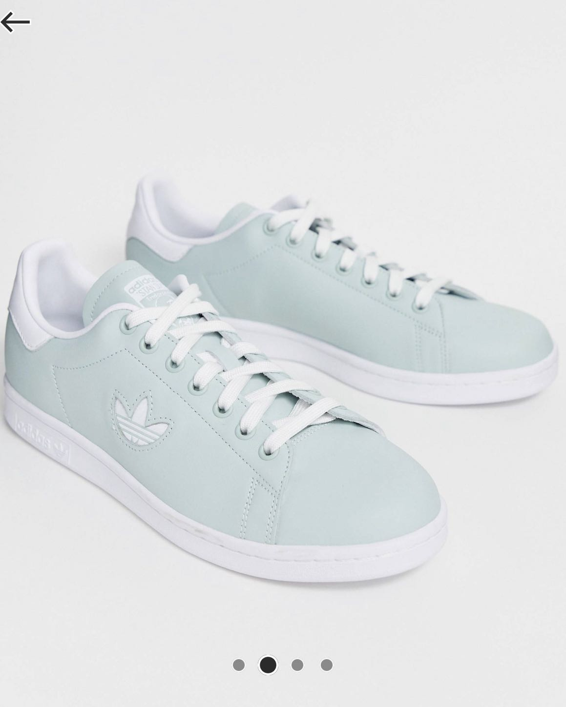 Adidas Stan Smith Mint Green, Women's