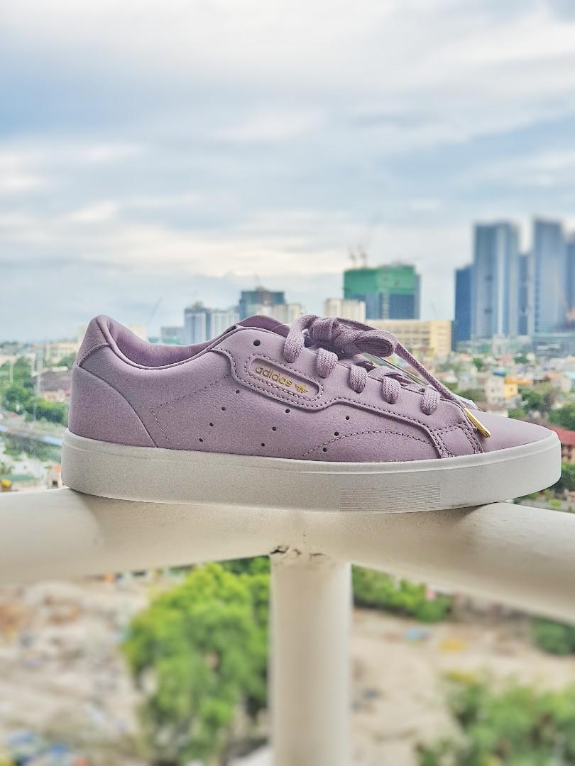 PRICE DROP ‼ Adidas Sleek Purple/Lilac