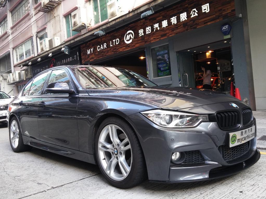 BMW 316IA SALOON SPORT 2013 Auto