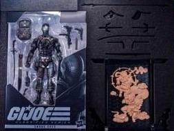 Classified Pulse Exclusive Snake Eyes Action Figure Boxset