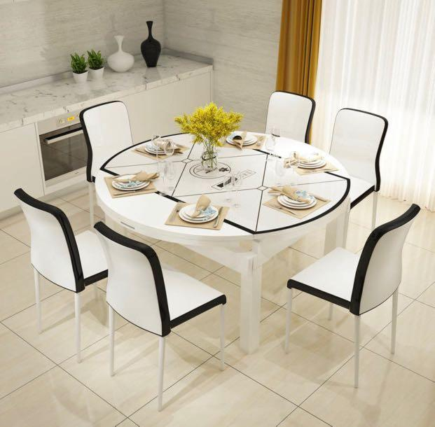 Classy Foldable Induction Cooker Dining Table Furniture Tables Chairs On Carousell