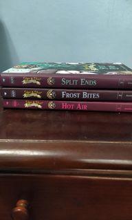 Edgar and ellen books