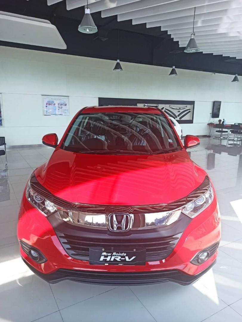 Honda HRV S MT