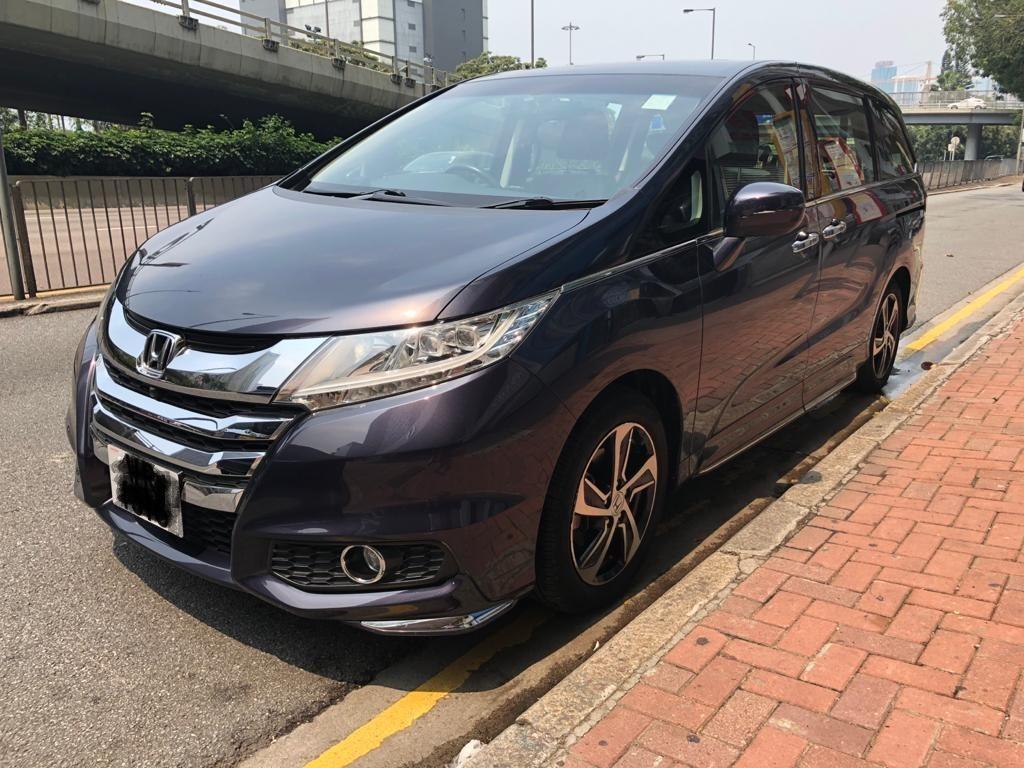 Honda ODYSSEY Auto