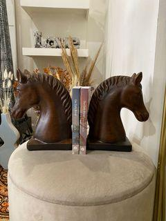 HORSE BOOKEND