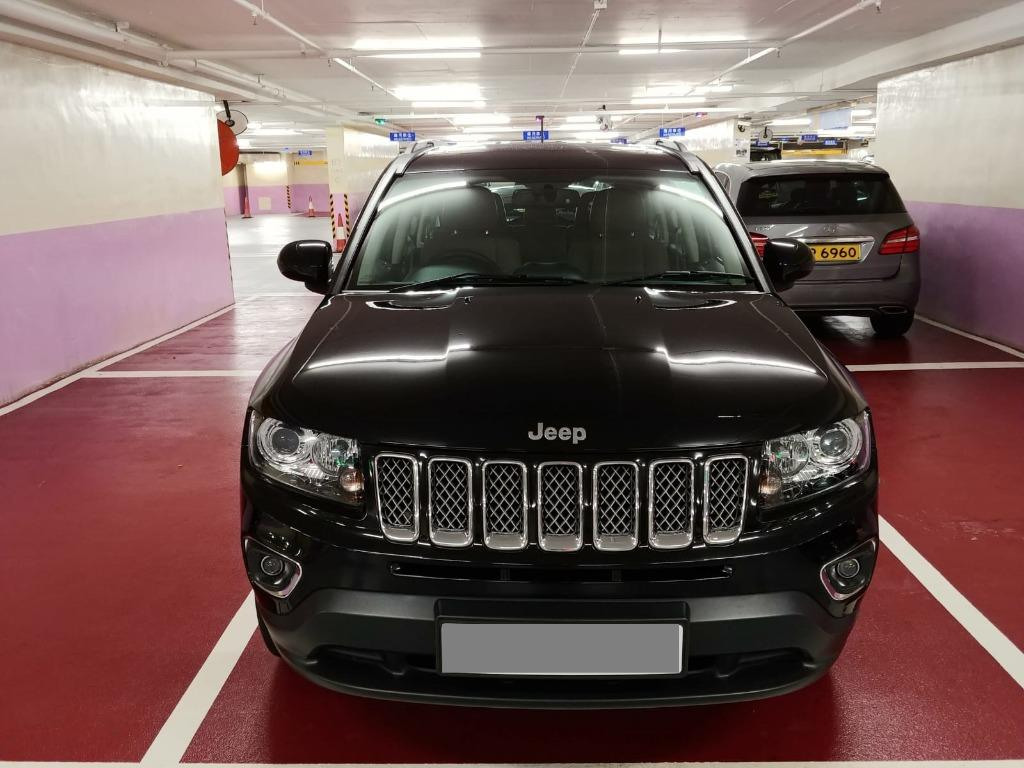 Jeep Compass Limited (A)