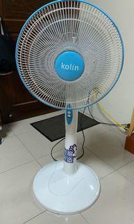 歌林kolin  14吋立扇