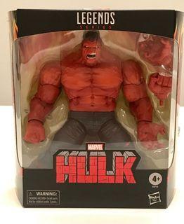 Marvel Legends Red Hulk - New by Hasbro