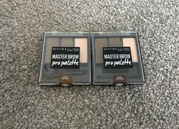 Maybelline Master Brow Pro Palette (Buy 2 and save 5% off each item)