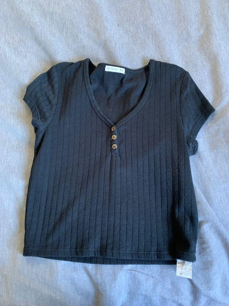 Medium Black Shirt