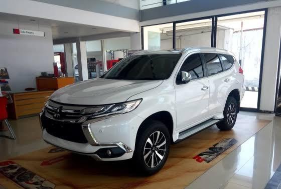 Mitsubishi Pajero Stok 2019 Cuci Gudang 087878566851