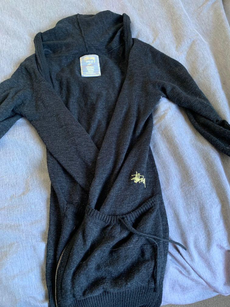 Size 10 Stüssy Cardigan
