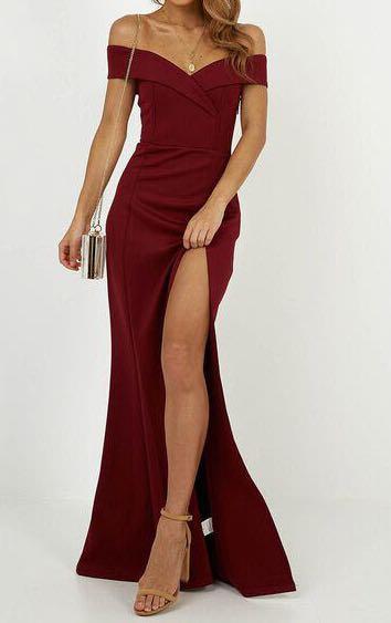 Size 8 Red Ball dress