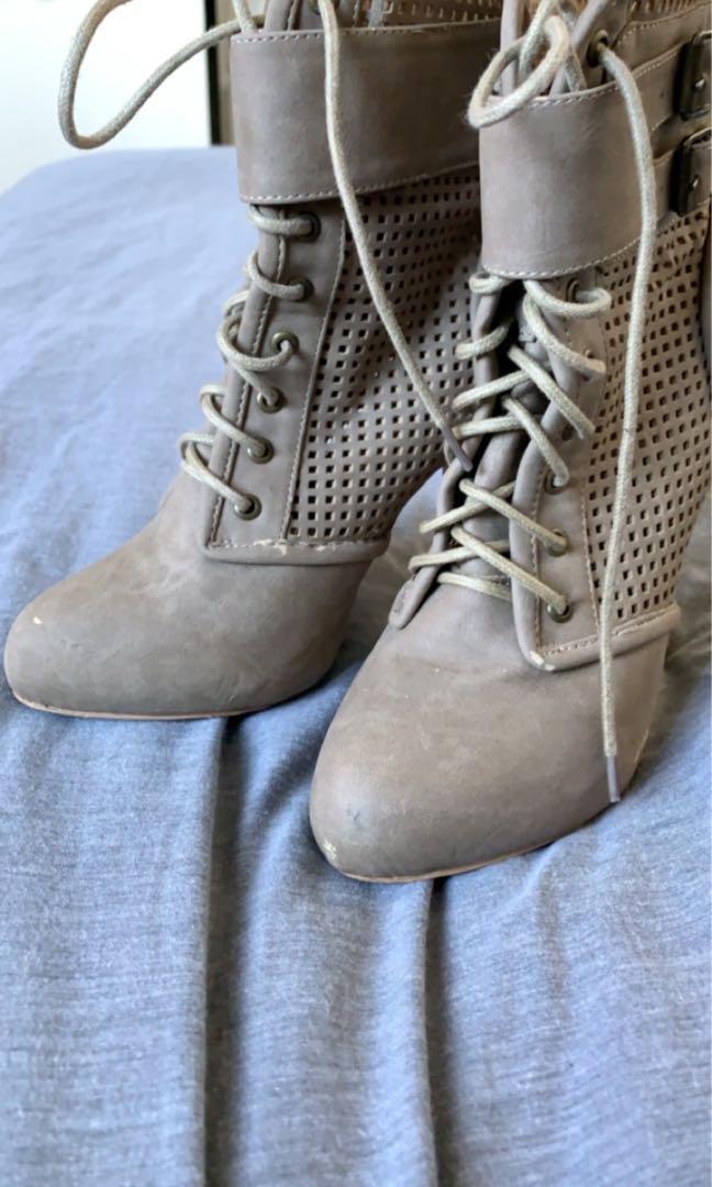Stiletto Heel Boot