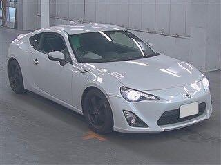 Toyota 86 GT Manual