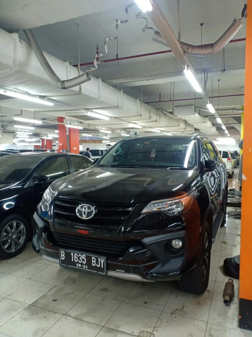Toyota Fortuner VRZ TRD 2019