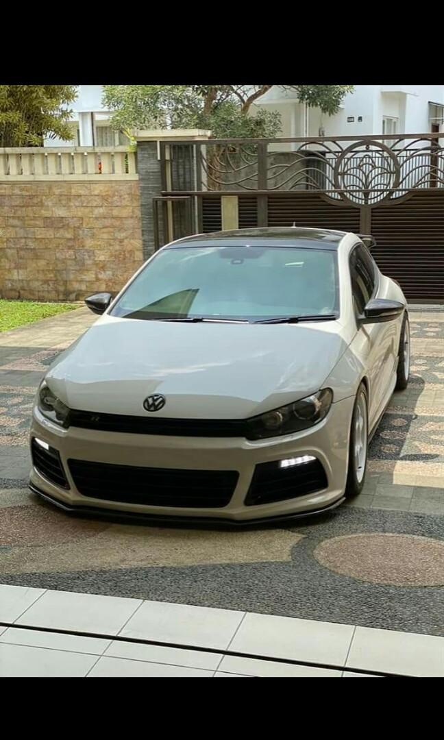 VW scrirocco 2011