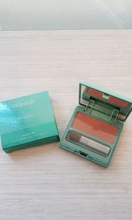 Wardah Exclusive Blush On Coral Peach