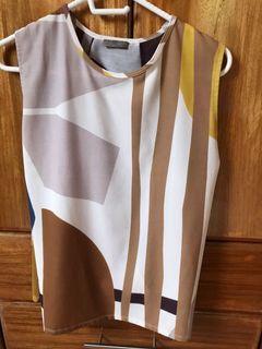 Zara sleeveless top