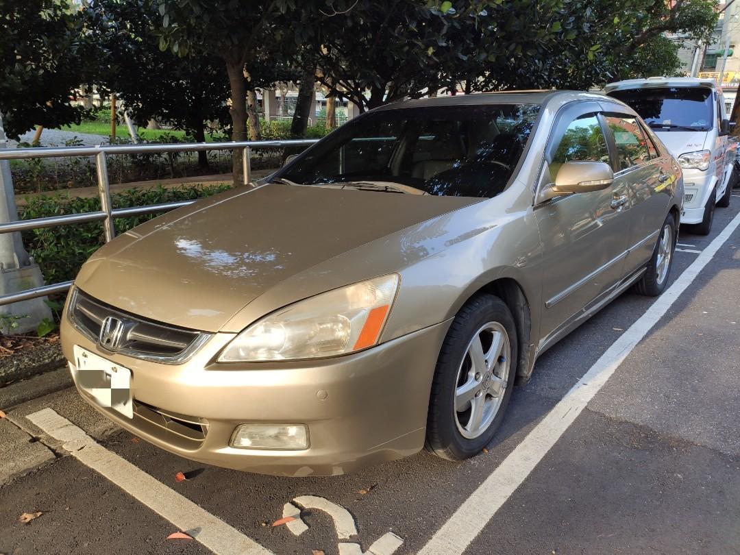 純自售 2005 k11 Honda Accord 2.0 雅歌 7代 代步車