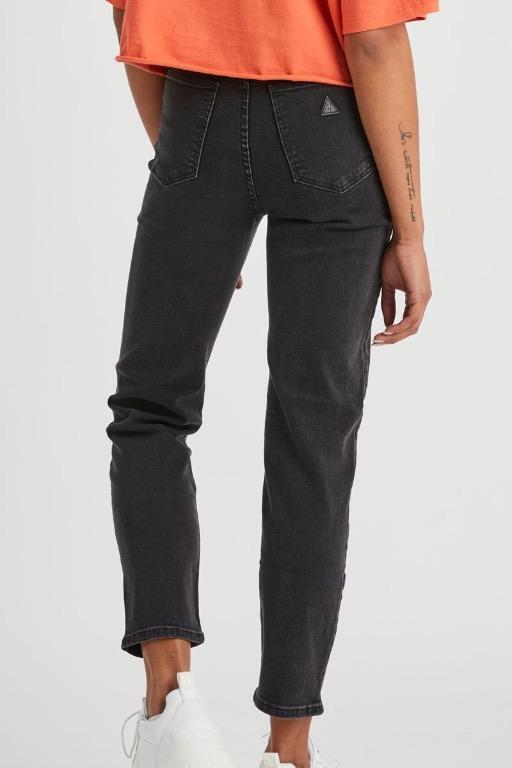 Abrand 94 High Slim Jeans - Vintage black