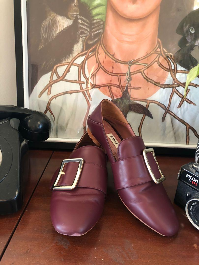 Bally Leather Shoes