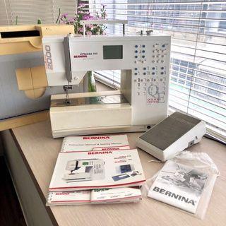 瑞士Bernina Virtuosa 150 高等縫衣機