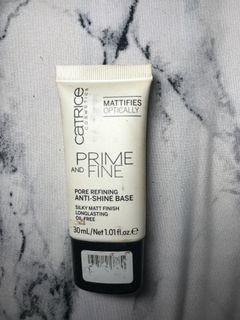 Catrice Primer Prime & Fine