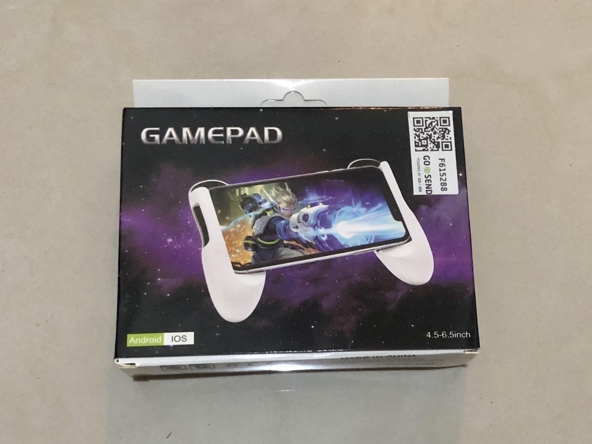 Gamepad for android/ios