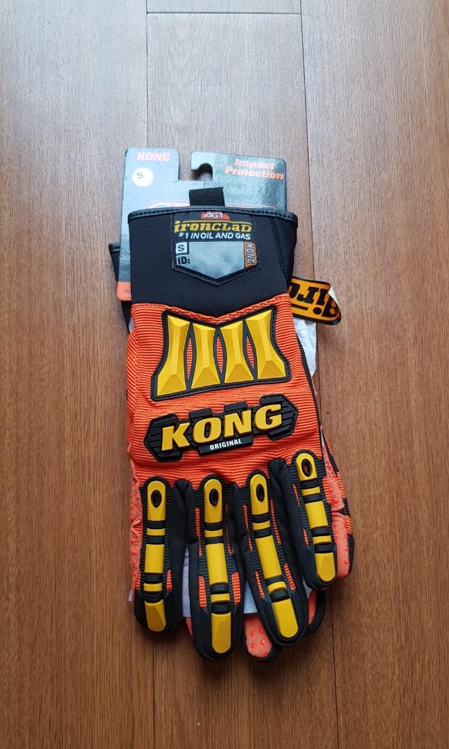 Gloves AGT Ironclap #1 In Oil And Gas Kong Original