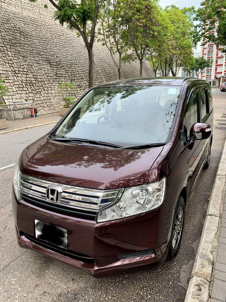 Honda Stepwagon RK1 Auto