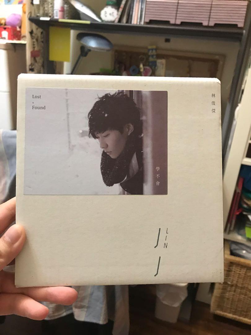 林俊傑JJ「學不會」專輯