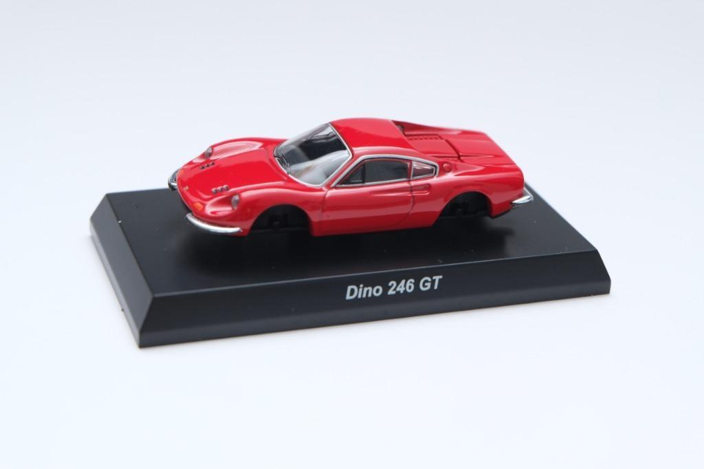 1//64 Kyosho FERRARI DINO 246 GT RED diecast car model