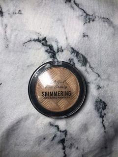 LA Girl Shimmering Bronzer Powder