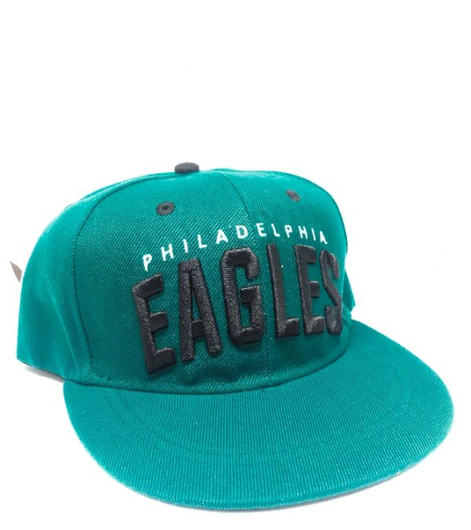 Men's NFL Philadelphia Eagles Adjustable Snapback Ball Cap