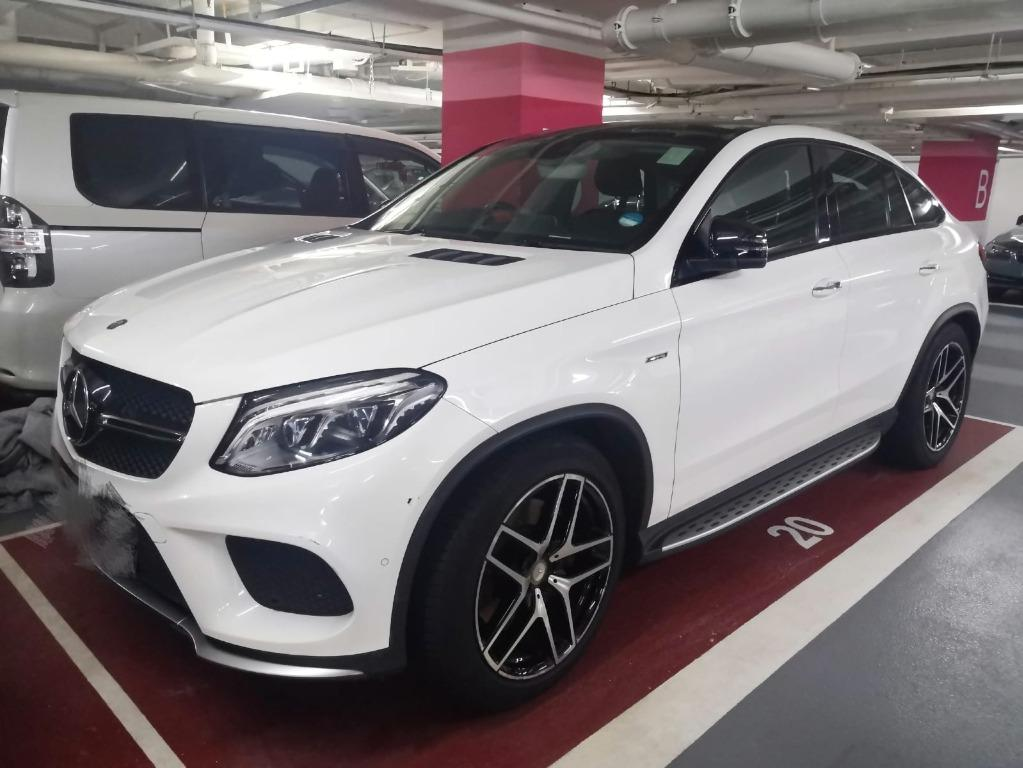 Mercedes-Benz GLE450 COUPE 2015 Auto